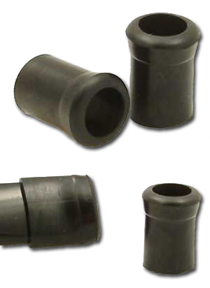 Pipe Supplies Rubber Pipe Bits (2 pack)