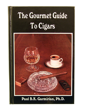 Books The Gourmet Guide to Cigars