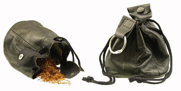 Pipe Accessories Brebbia Tobacco Pouch