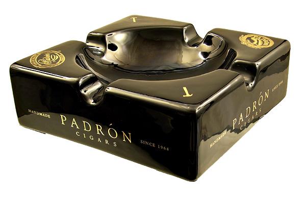 Ashtrays Padron Black Ashtray