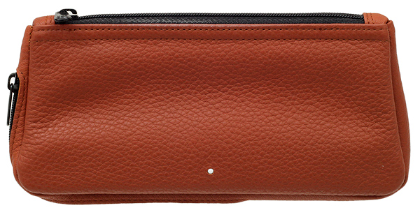 Pipe Accessories Dunhill 1 Pipe Tobacco Pouch Terracotta