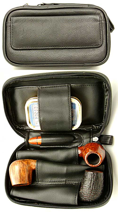 Pipe Accessories Martin Wess 3 Bag At Smokingpipes