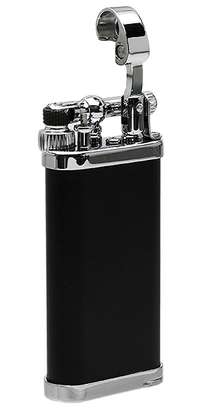 Lighters IM Corona Old Boy Black and Chrome