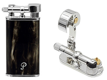 Lighters Peterson Pipe Lighter Grey