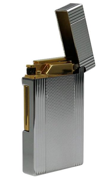 Lighters IM Corona Double Corona Chrome/Gold