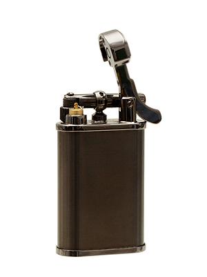 Lighters Kiribi Kabuto Short Black Nickel