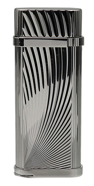 Lighters IM Corona Laurel Chrome Plate Parabola