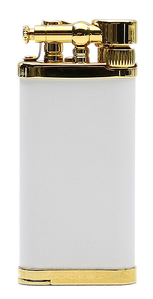 Lighters IM Corona Old Boy White with Gold