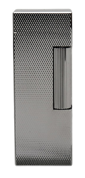 Lighters Dunhill Rollagas Barley Ruthenium Plate