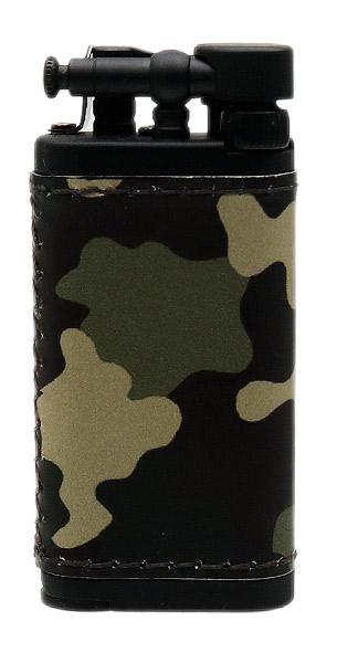 Lighters IM Corona Old Boy Camouflage Leather