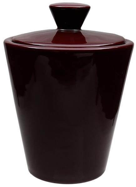 Tobacco Jars Savinelli Ceramic Tobacco Jar Bordeaux