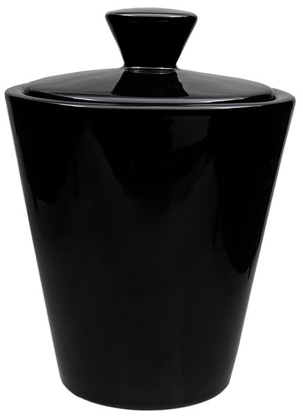 Pipe Accessories Savinelli Ceramic Tobacco Jar Black