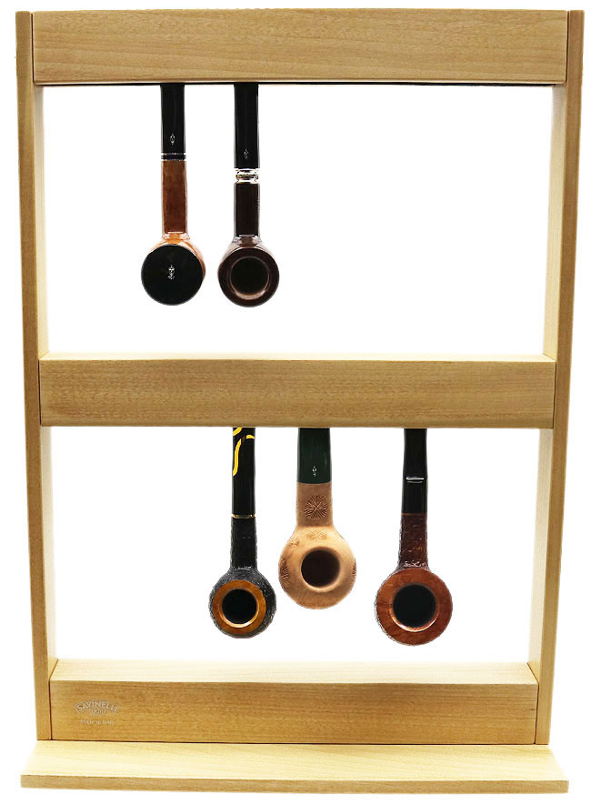 Pipe Accessories Savinelli 12/18 Natural Pipe Rack
