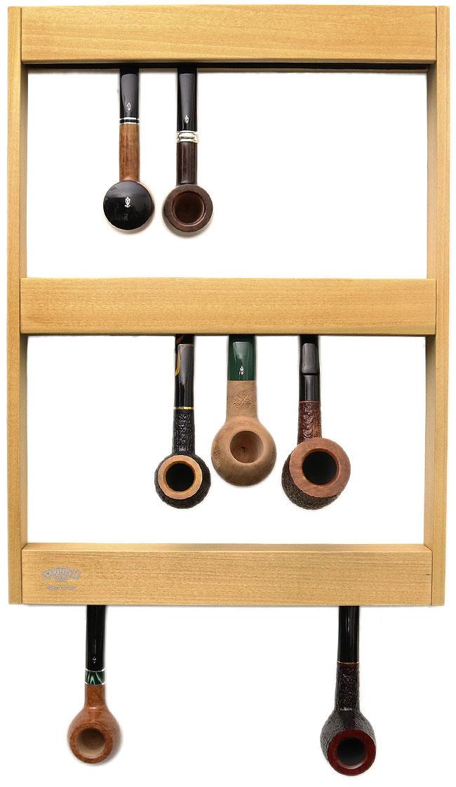 Pipe Accessories Savinelli 12/18 Natural Pipe Rack