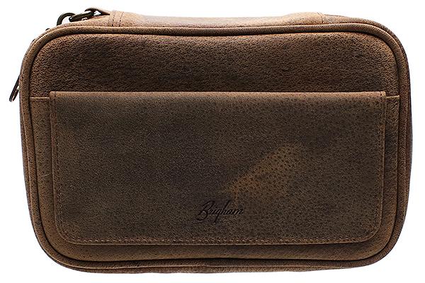 Pipe Accessories Brigham 4 Pipe Bag Vintage