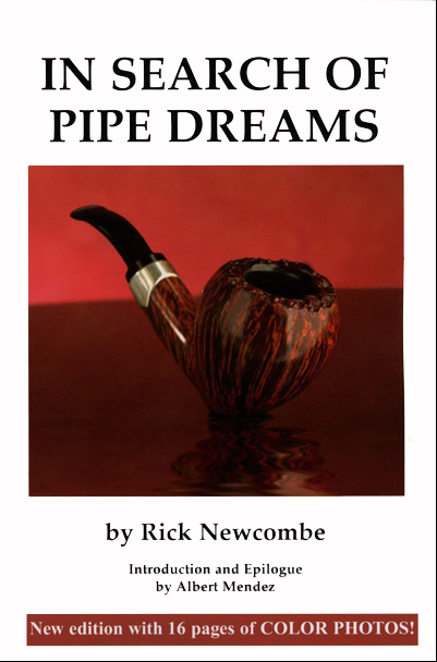 Books In Search of Pipe Dreams - Rick Newcombe