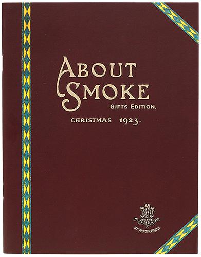 Books About Smoke...A Christmastime Companion Set