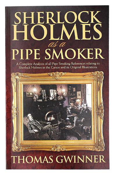 Books Sherlock Holmes As A Pipe Smoker
