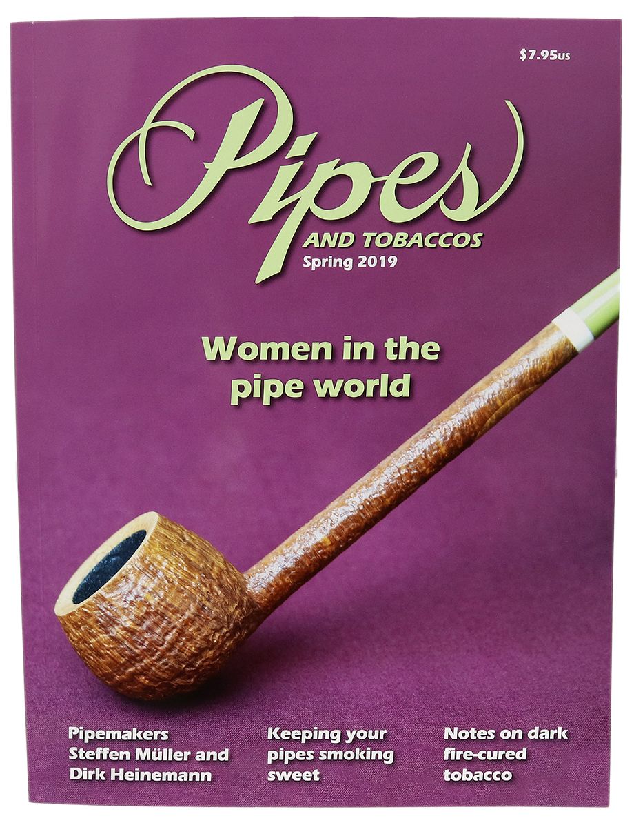 Books Pipes and Tobaccos Magazine Spring 2019