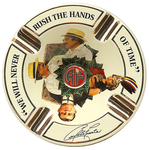 Ashtrays Arturo Fuente Journey Through Time Ashtray Ivory