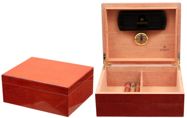 Savoy Beetlewood Medium Humidor