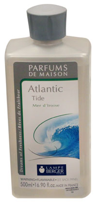 Air Fresheners Lampe Berger Atlantic Tide 1000ml