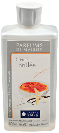 Air Fresheners Lampe Berger Creme Brulee 500ml