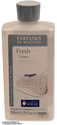 Air Fresheners Lampe Berger Fresh Linen 500ml