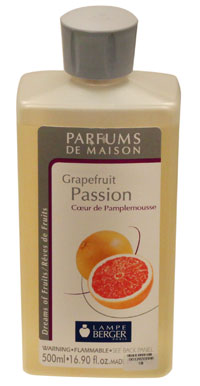 Air Fresheners Lampe Berger Grapefruit Passion 500ml