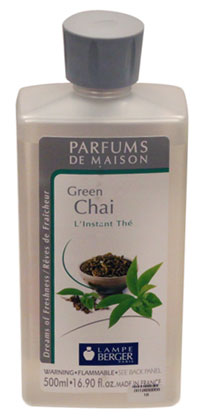 Air Fresheners Lampe Berger Green Chai 1000ml