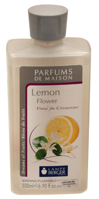 Air Fresheners Lampe Berger Lemon Flower 500ml