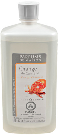 Air Fresheners Lampe Berger Orange Cinnamon 1000ml