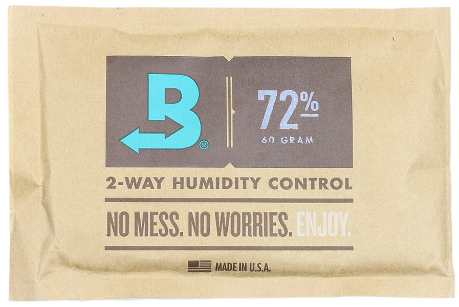 Cigar Accessories Boveda Humidity Control Packets-72%
