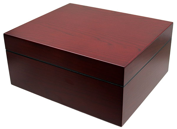 Cigar Accessories Brigham Equinox Cherry Humidor