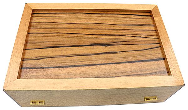 Cigar Accessories Scott Tinker Cavatina Humidor