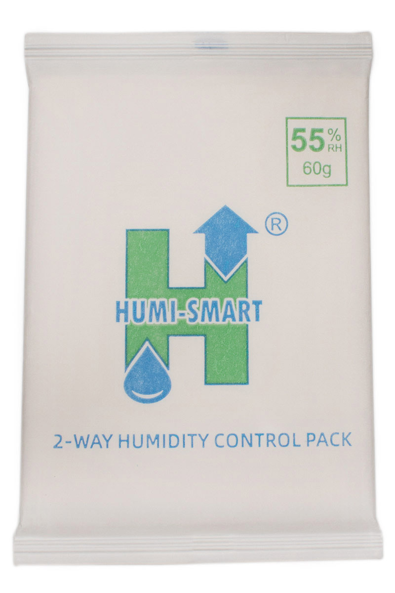 Cigar Accessories Humi-Smart 60g Humidity Control Packet-55%