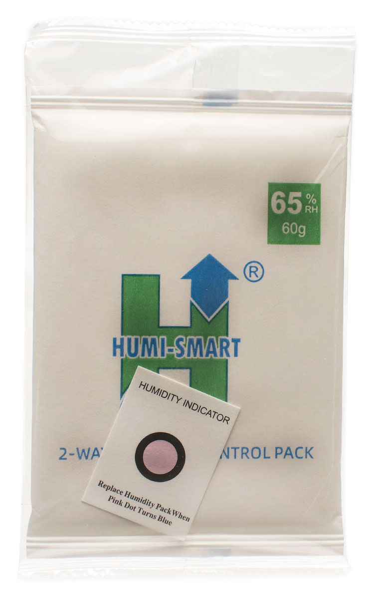 Cigar Accessories Humi-Smart 60g Humidity Control Packet-65%