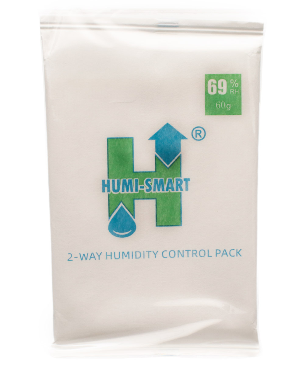 Cigar Accessories Humi-Smart 60g Humidity Control Packet-69%