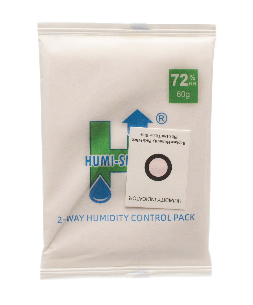 Cigar Accessories Humi-Smart 60g Humidity Control Packet-72%