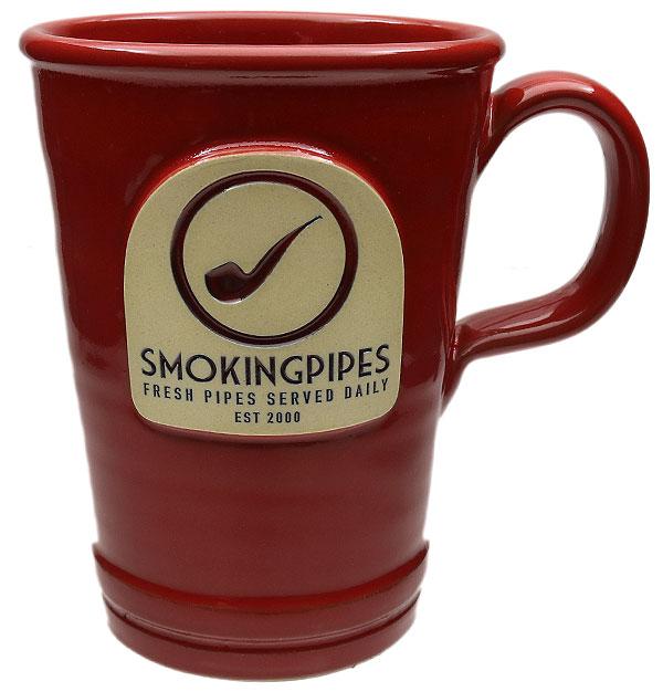 Smokingpipes Commuter Mug (Red)