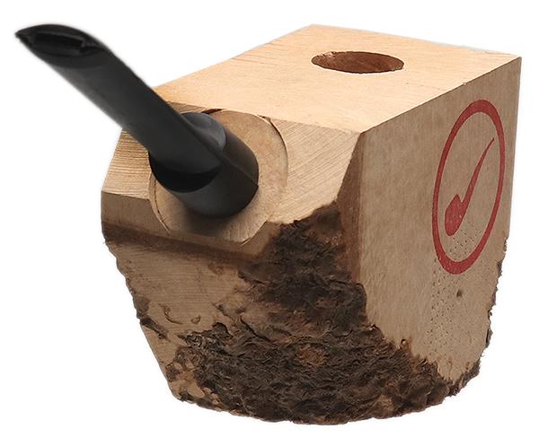 Smokingpipes Gear Ebauchon Briar Pipe Kit Ebonite Stem-Bent