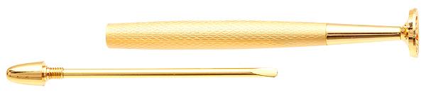 Pipe Supplies 8deco Classic Tamper Gold Diamond Cut
