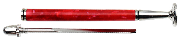 Pipe Supplies 8deco Lucky 8 Tamper Red Crystal