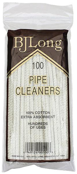 Pipe Supplies B. J. Long Regular Pipe Cleaners (100 pack)