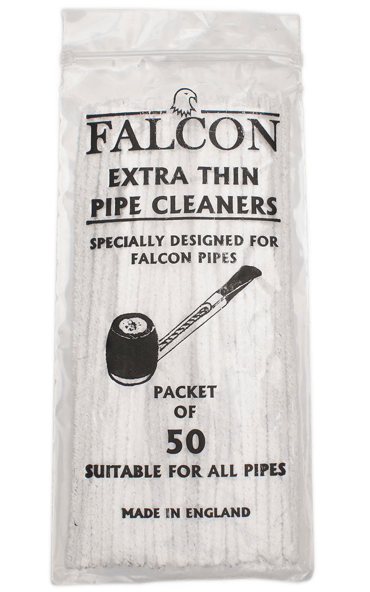 Pipe Supplies Falcon Pipe Cleaners (Pack of 50)