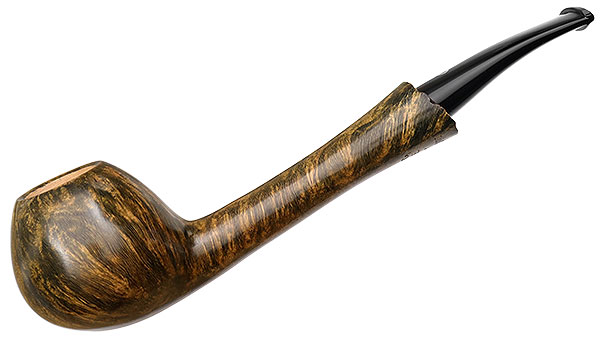 Ardor Marte Long Shank Bent Brandy