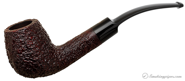 Ashton Pebble Grain Bent Brandy (LX)