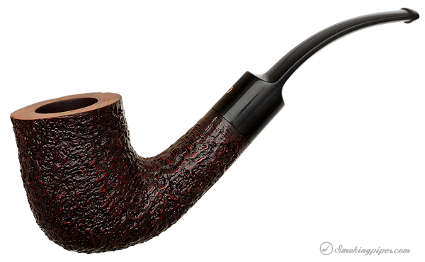 Ashton Pebble Grain Bent Billiard (LX)
