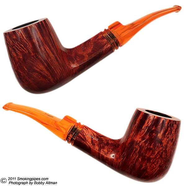 Orange Bent Billiard (8311)