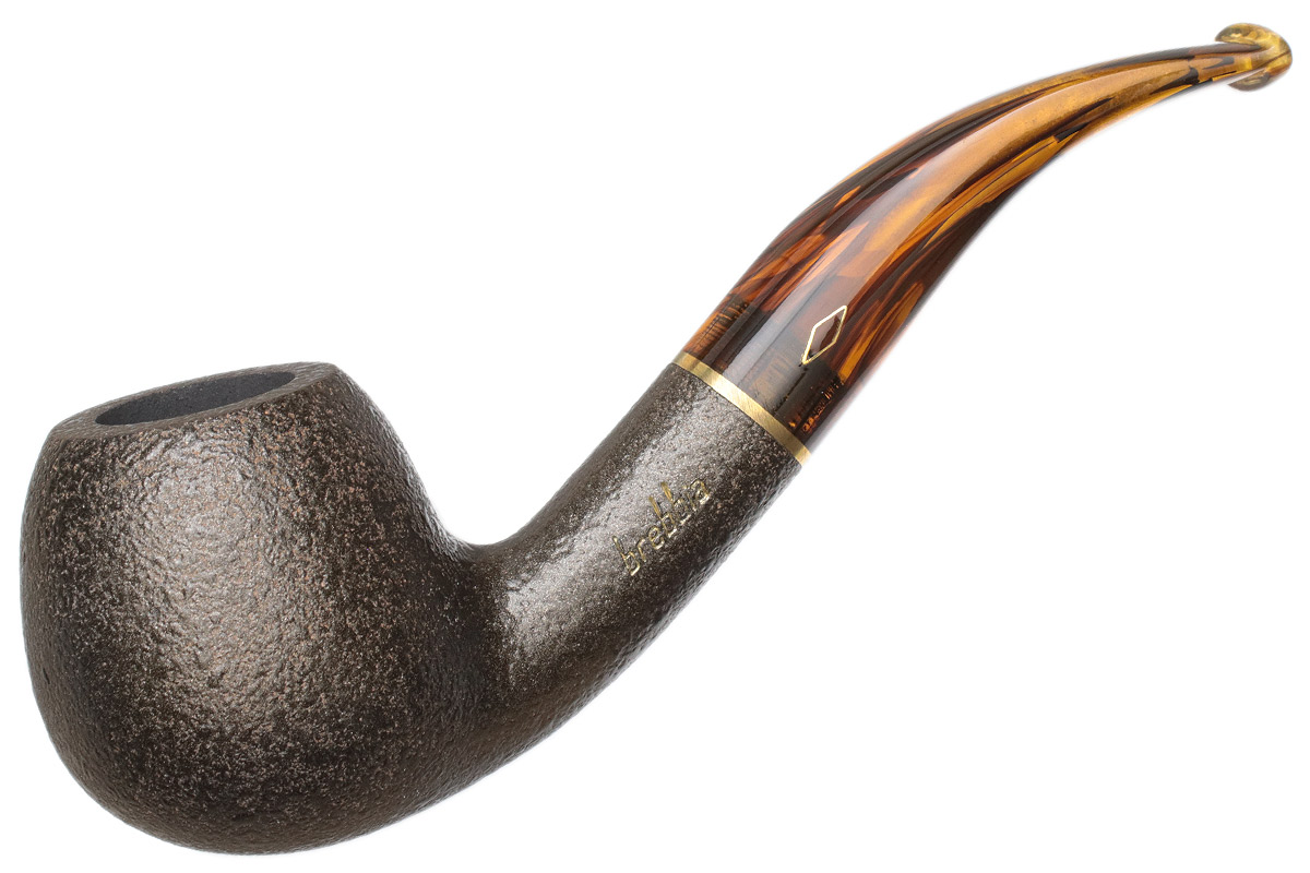 Brebbia Bronzo Bent Apple (9mm)